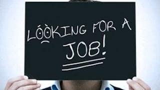 Pourquoi écrire « Je cherche un emploi …