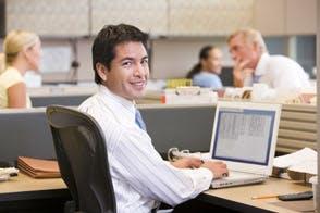 Modelo oficina y trabajo obsoleto