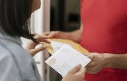 Agent distribution courrier