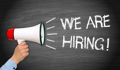 Travelodge hiring